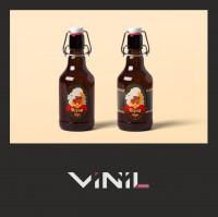 Логотип напитка Шериф Бруно