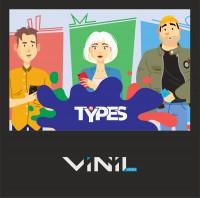TYPES. Реклама для сайта