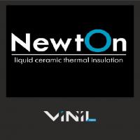 Newton. Анимация логотипа