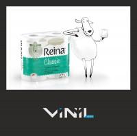 Reina. Телевизионная реклама