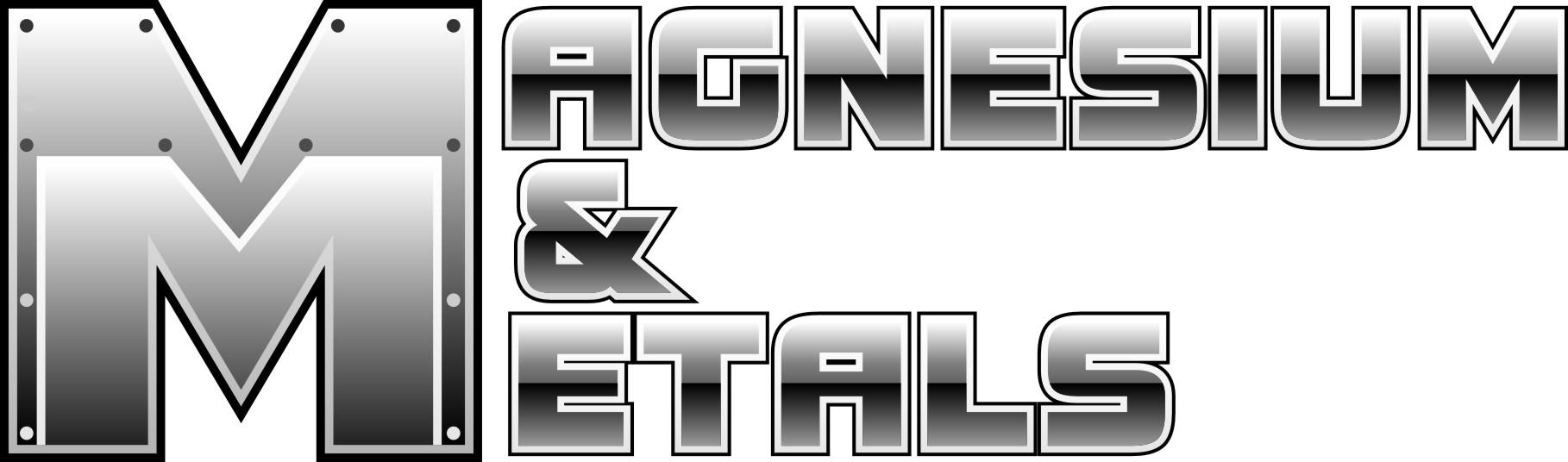 Логотип для проекта Magnesium&Metals фото f_4e7b1a4af2d4a.jpg