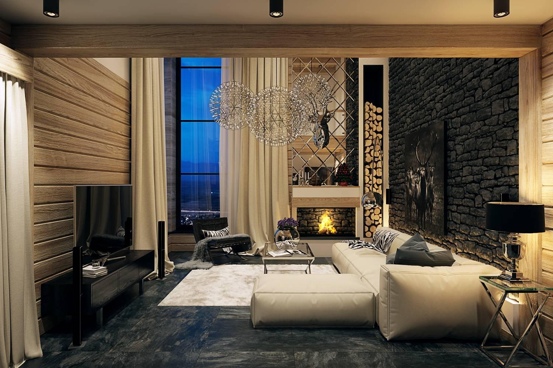 Дизайн и визуализация гостинной комнаты частного дома. фото f_5125f44dbc60bf7f.jpg