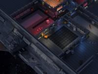 Локация космического корабля для игры