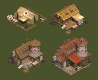 Домики для игры