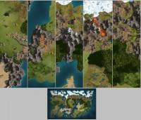Карта для игры