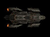 Космический корабль для игры 3