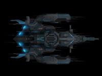 Космический корабль для игры 4