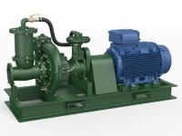 Моделирование промышленных установок (насосы, компрессоры, генераторы)