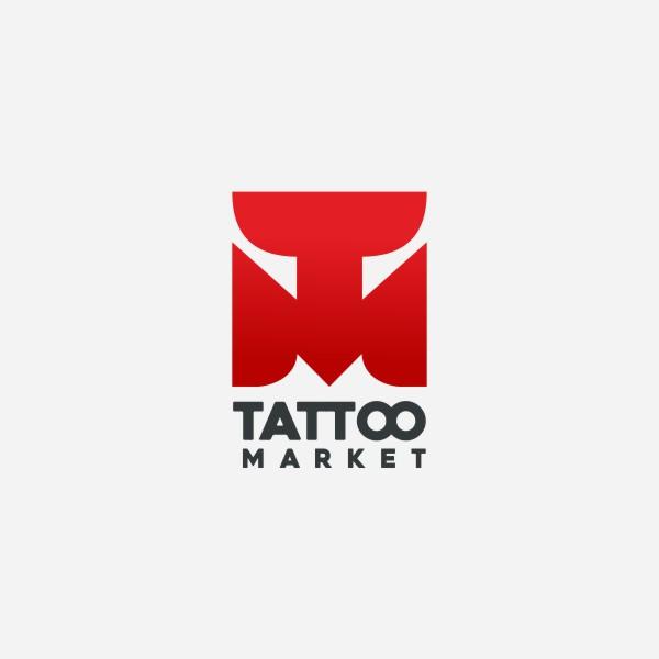 Редизайн логотипа магазина тату оборудования TattooMarket.ru фото f_0375c4017bc0b3d0.jpg