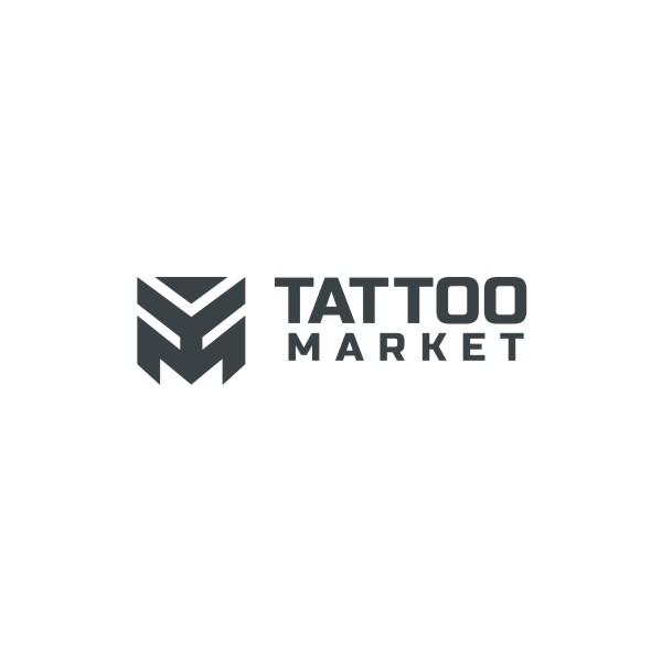 Редизайн логотипа магазина тату оборудования TattooMarket.ru фото f_3945c3eda326a18f.jpg