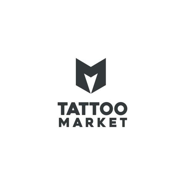 Редизайн логотипа магазина тату оборудования TattooMarket.ru фото f_5445c3d616b27903.jpg
