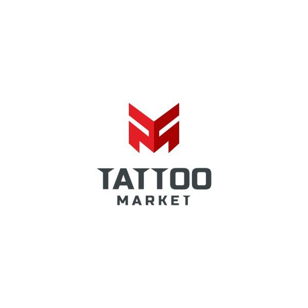 Редизайн логотипа магазина тату оборудования TattooMarket.ru фото f_8885c3ec86bbedc1.jpg