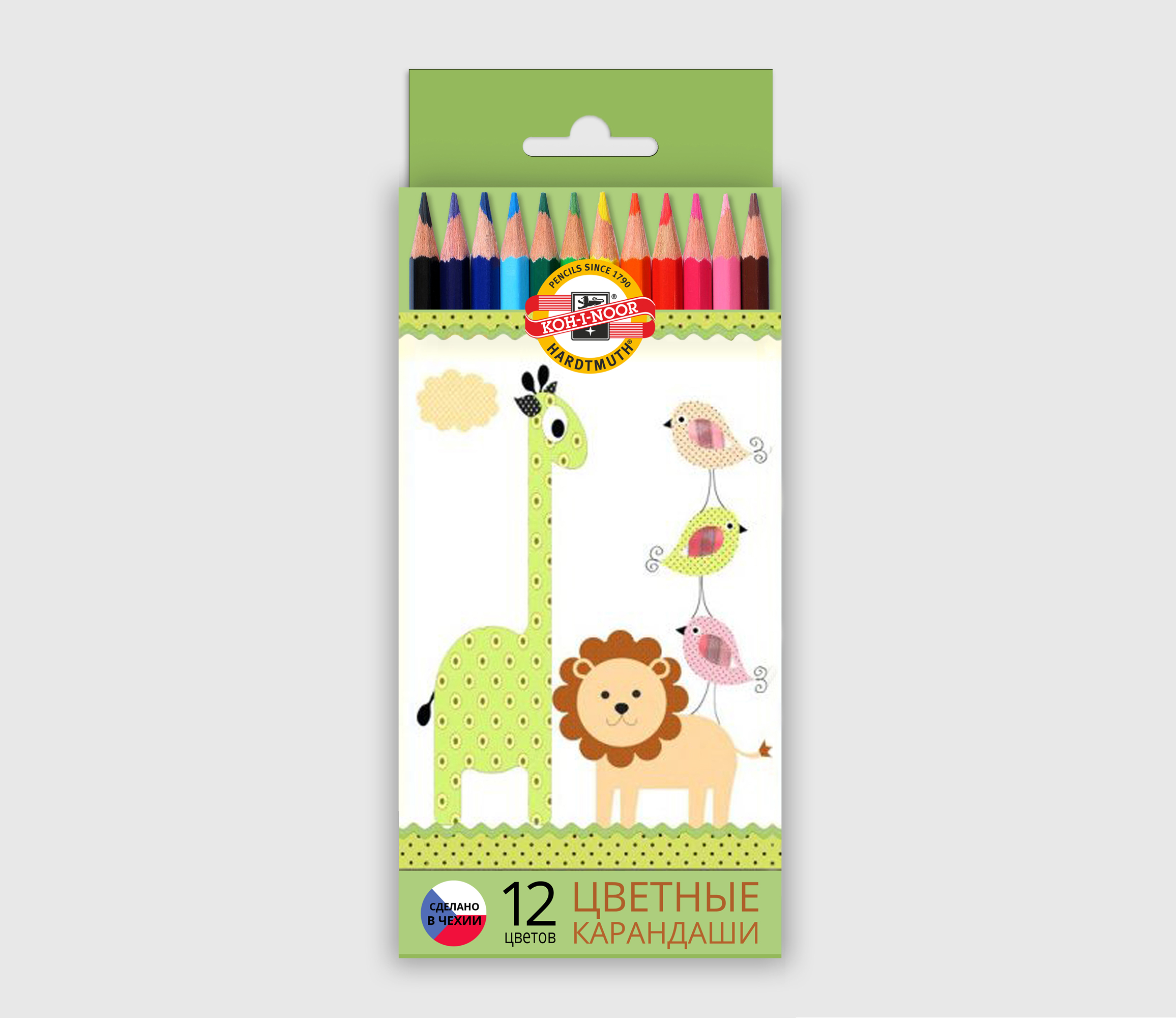 Разработка дизайна упаковки для чешского бренда KOH-I-NOOR фото f_29259f89d0f98190.jpg