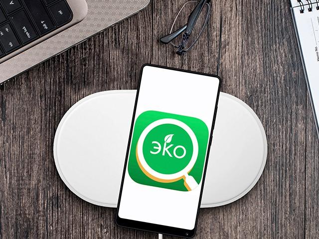 Мобильное приложение Android Экополка – Гид по экотоварам