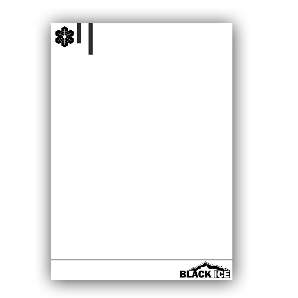 """Логотип + Фирменный стиль для компании """"BLACK ICE"""" фото f_0485713281a08cbc.jpg"""