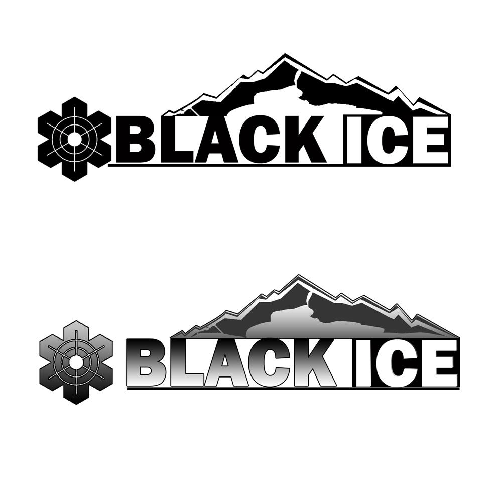 """Логотип + Фирменный стиль для компании """"BLACK ICE"""" фото f_75357131f711181f.jpg"""