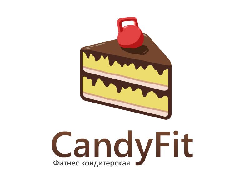 "Разработать логотип для ""CandyFit"" фото f_16851e520eb20b09.jpg"