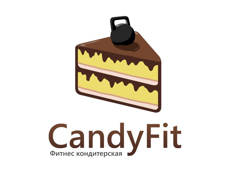 "Разработать логотип для ""CandyFit"" фото f_70351e3cd96a949d.jpg"