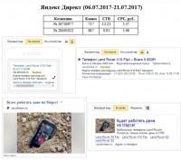 Магазин защищенных телефонов - Директ / CTR до 13%