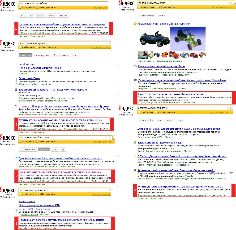 Детские электромобили и педальные машинки