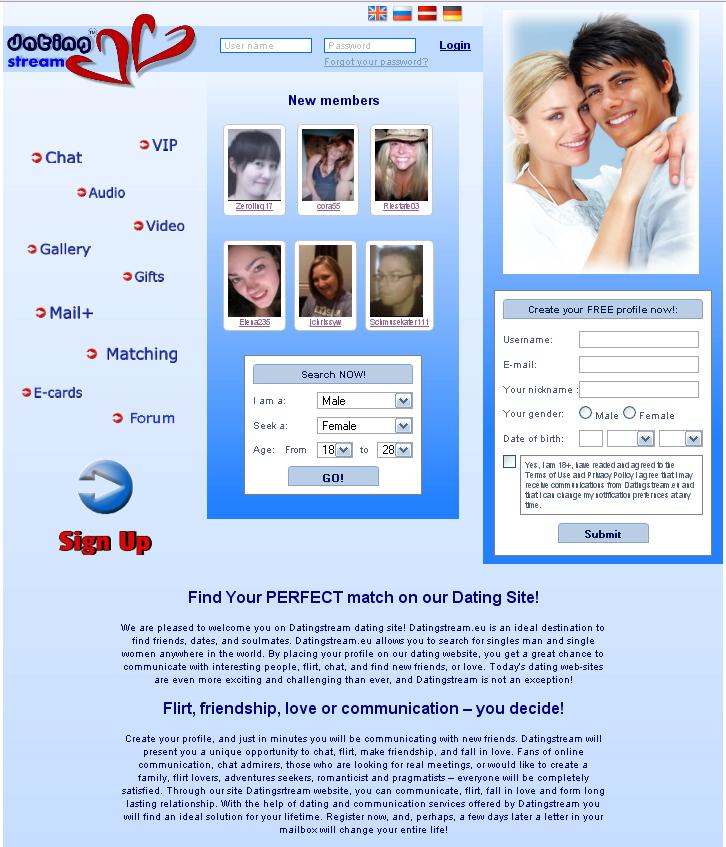 Dating Europe