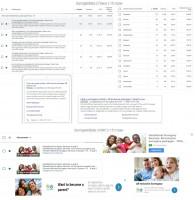 Международное агентство суррогатного материнства – Adwords / CTR до 31,52% / Англоязычный