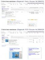 Веб-студия - Директ+Адвордс / CTR 5-6% / Конверсия 10-50%