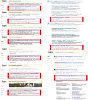 Сайт агентства недвижимости: аренда и продажа квартир