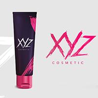 Логотип: Косметический бренд XYZ