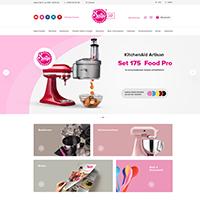 Интернет-магазин: Sallys Shop