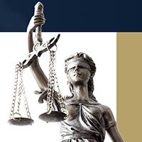 Landing Page: Представительство интересов в суде
