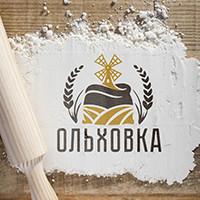 Логотип: Ольховка (Мука)