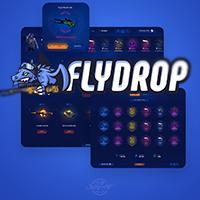 Opencase CSGO: Flydrop