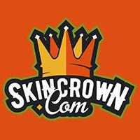 Логотип: SKINCROWN.com