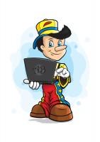 Иллюстрация персонаж: Анонимный врунишка