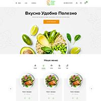 Green Fresh Food - Здоровое питание