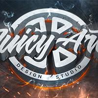 Обложка для группы ВК+лого: Juicy-ART