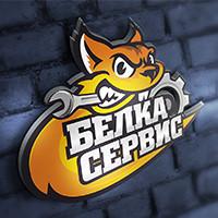 Логотип: БЕЛКА СЕРВИС