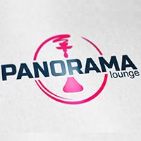 Логотип: кальян бар PANORAMA