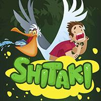 Персонажи+фоны для игры SHITAKI (Анимация)