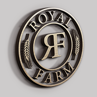 Логотип: Royal Farm