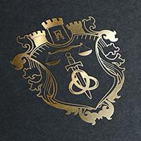 Логотип: для Юриста в виде герба