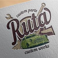 RUTA Custom parts/garage