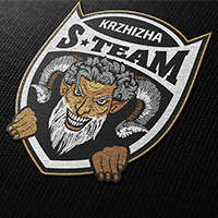 Логотип: Хоккейная команда: KRZHIZHA S Team