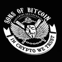 Logo: SONS OF BITCOIN