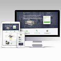 Landing Page: СельХоз Технологии