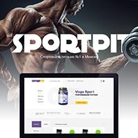 Интернет-магазин: SPORTPIT (спортивное питание)