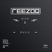 Логотип музыкального лейбла: REEZOQ