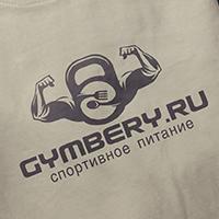 Logo: GYMBERY.RU Спортивное питание