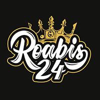 Логотип именной: Roabis 24